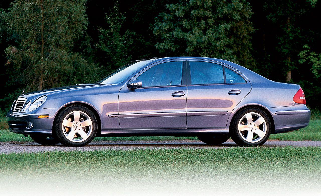 Mercedes Benz E500 2003 E320 Fuel Filter