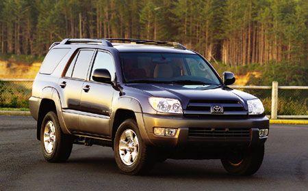 Toyota 4Runner SR5 V-8 4WD
