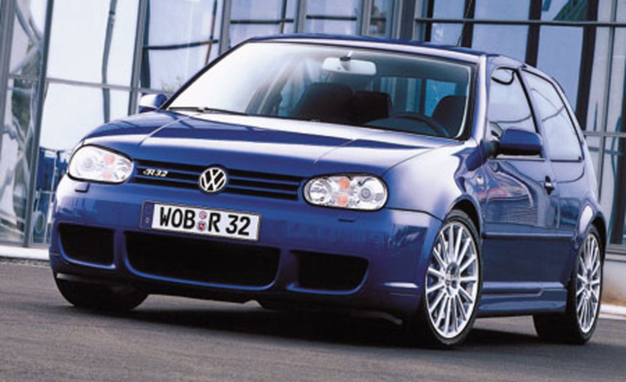 2003 Volkswagen Golf R32