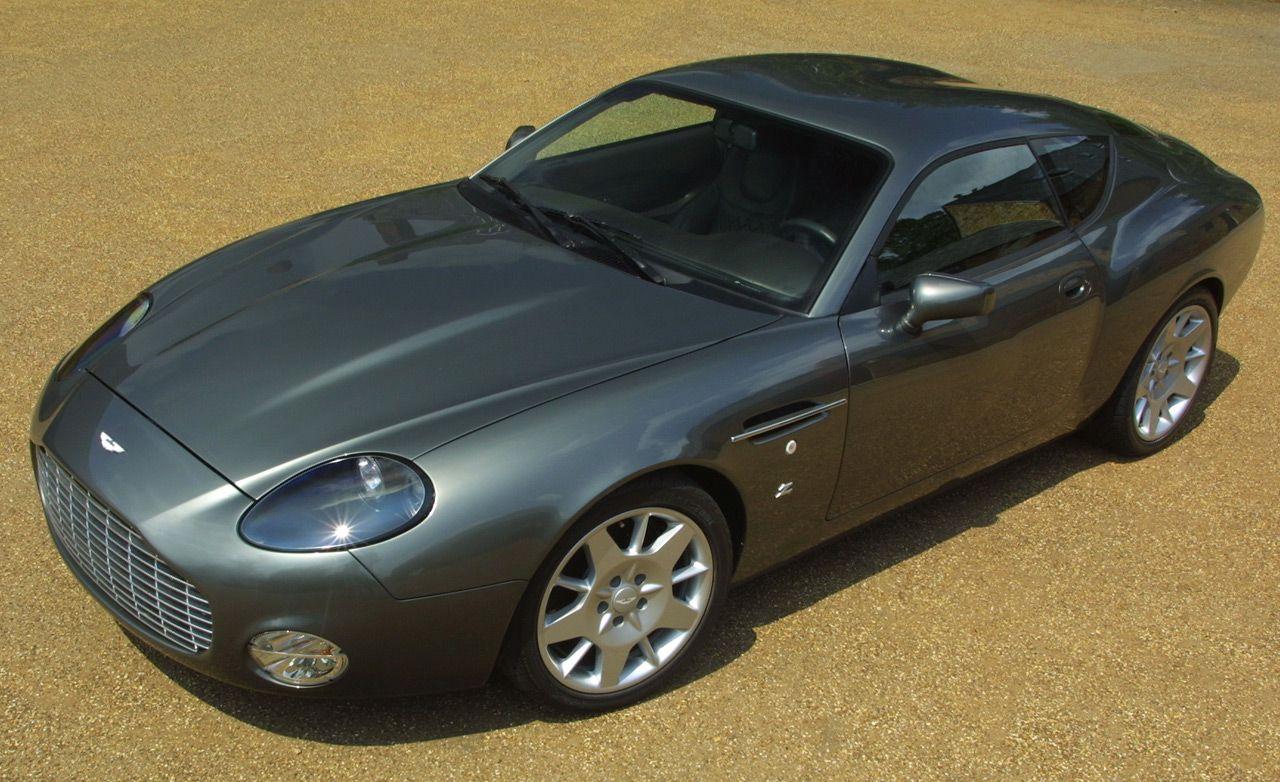 aston martin db7 zagato | car news | news | car and driver