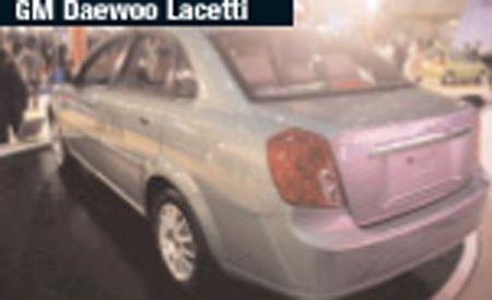 GM Daewoo Lacetti