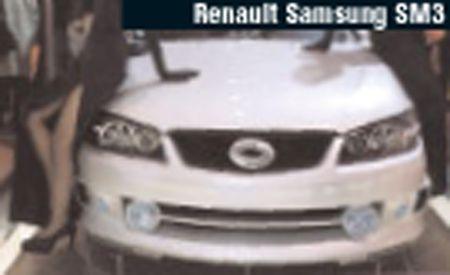 Renault Samsung SM3