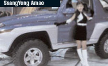 SsangYong Amao