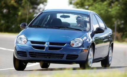 2002 Dodge Neon SXT