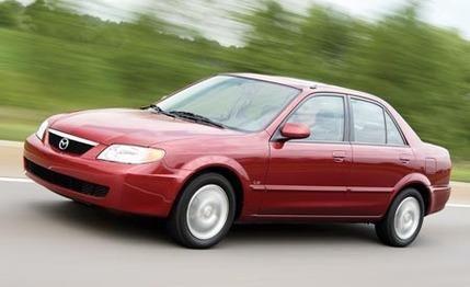 2002 Mazda Protegé LX