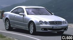 Mercedes Twin-Turbo V-12s