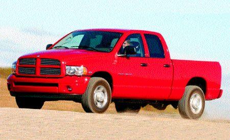 Dodge Ram 2500 Quad Cab SLT