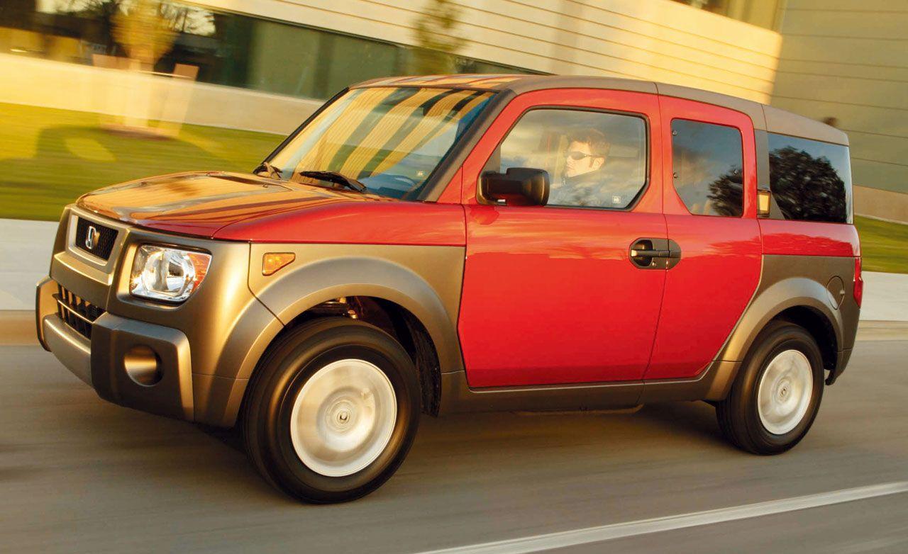 Honda Element EX Nice Design