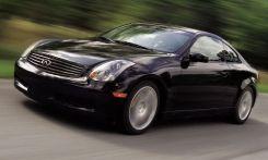 New Infiniti G35 Coupe >> Infiniti G35 Coupe