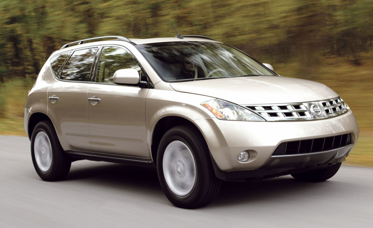 nissan murano sl awd | road test | reviews | car and driver