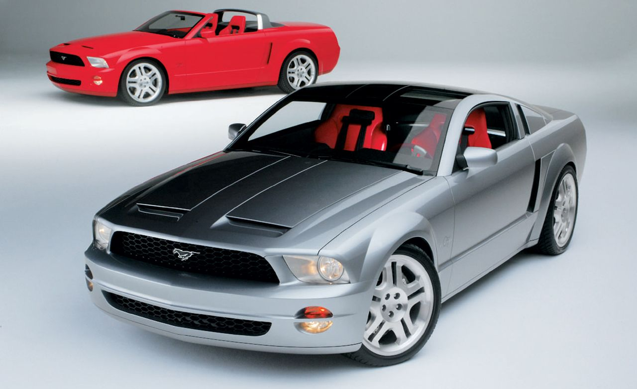 The Once and Future Mustang