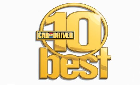 2003 10Best Cars
