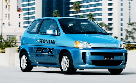 A Fuel-Cell Car that Works