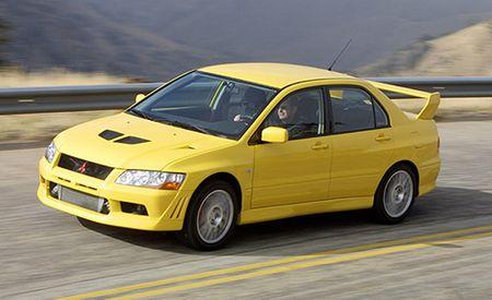 2004 Mitsubishi Evolution VIII