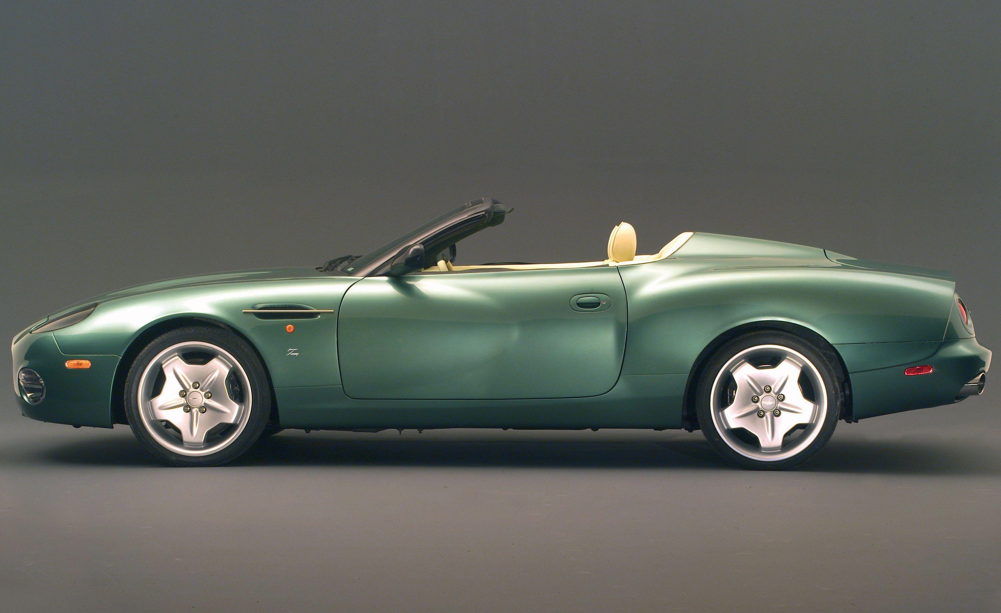 2012 Aston Martin V8 Vantage S Drive Review