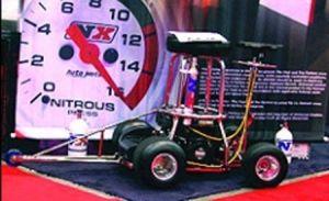 Barfly Racing Bar Stool