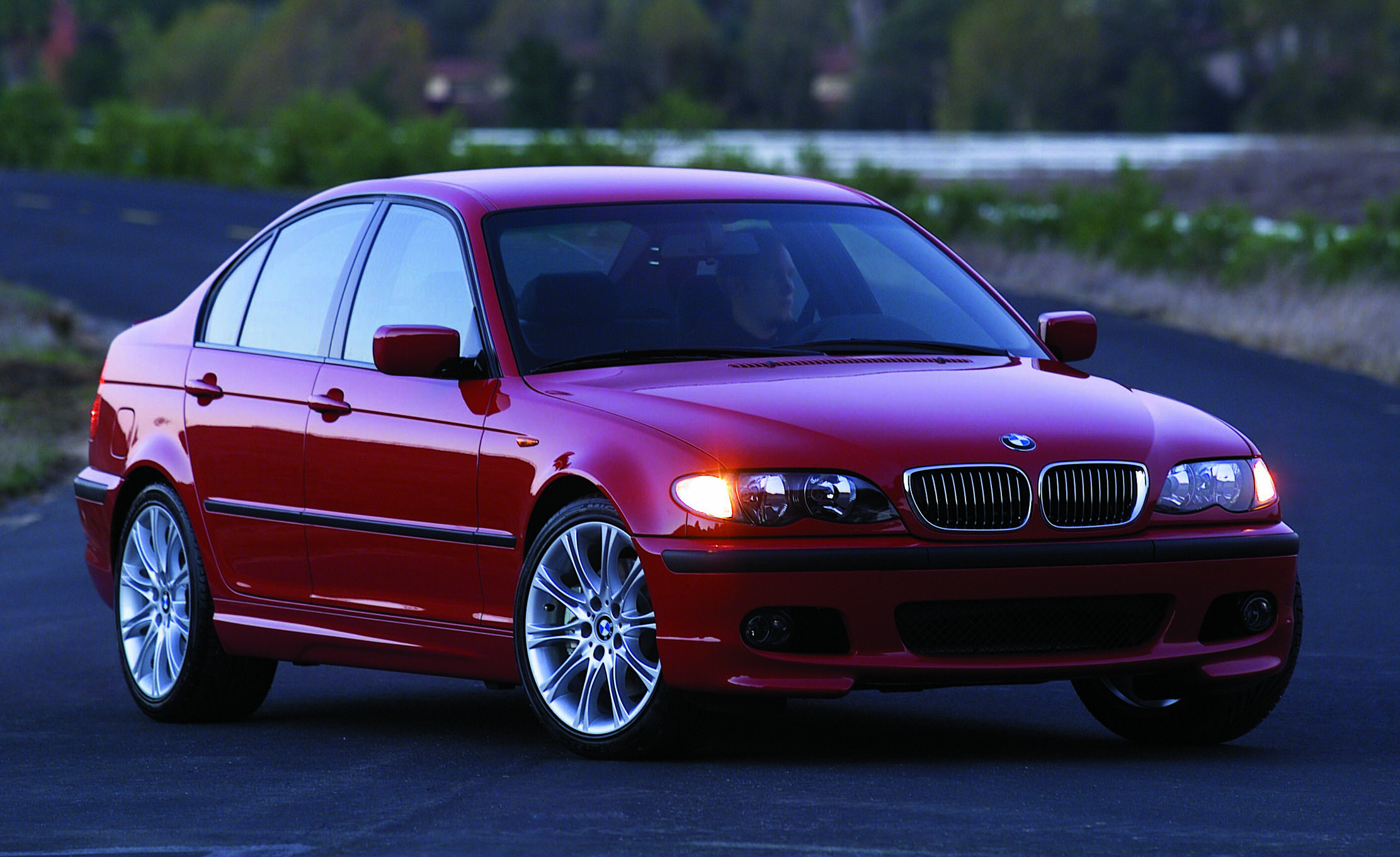 BMW 330i Performance Package