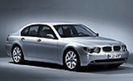 BMW 7-series Sport Package