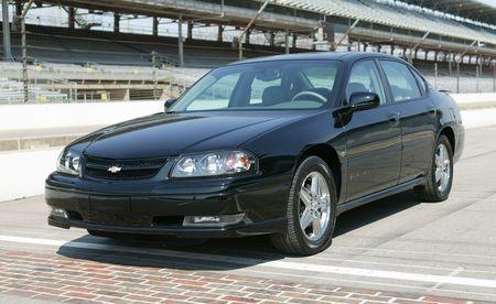 Chevrolet Impala SS/Monte Carlo SS