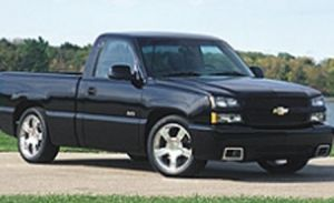 Chevy Silverado SS Regular-Cab