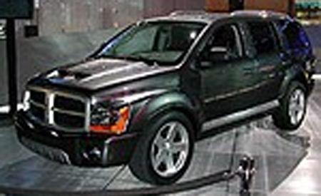 Dodge Durango Hemi RT Concept