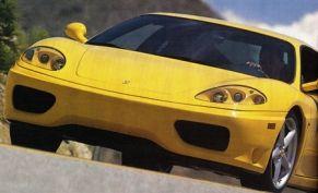 Ferrari 360 Modena Successor