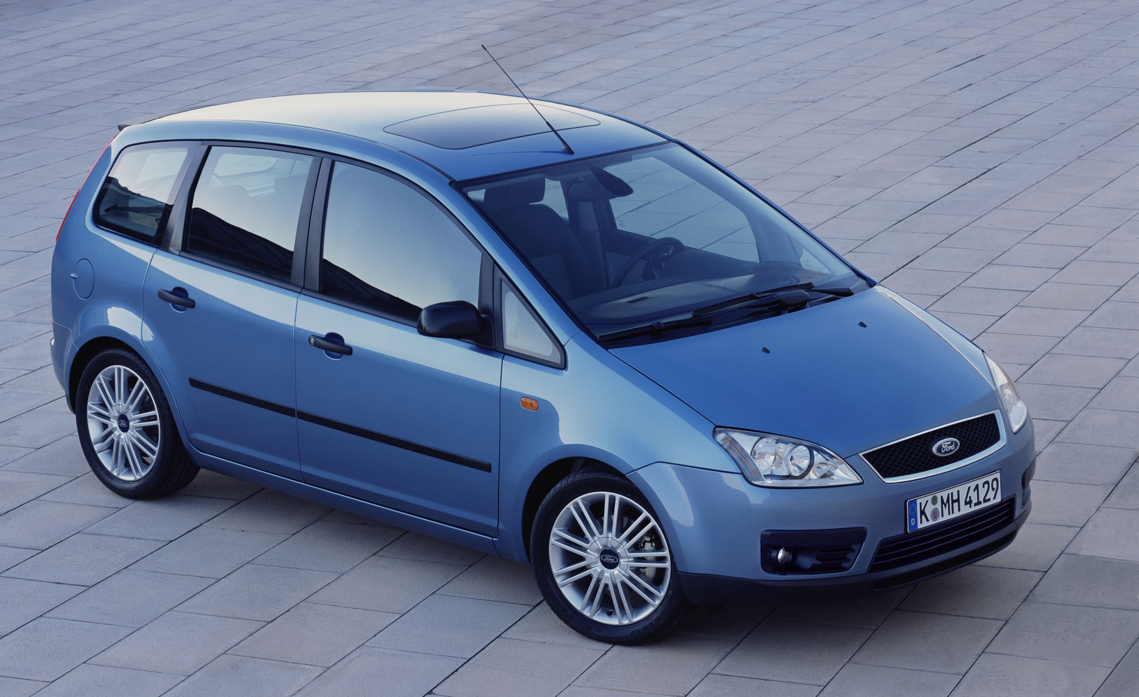 Ford B Max Concept For Geneva Auto Show Ndash News Car And Interior Driver