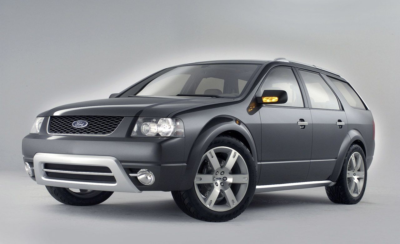 Ford Freestyle FX - News - Car and Driver