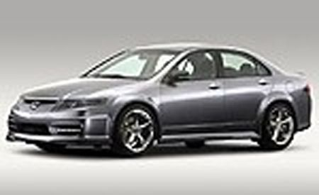 Honda Accord Sports Study