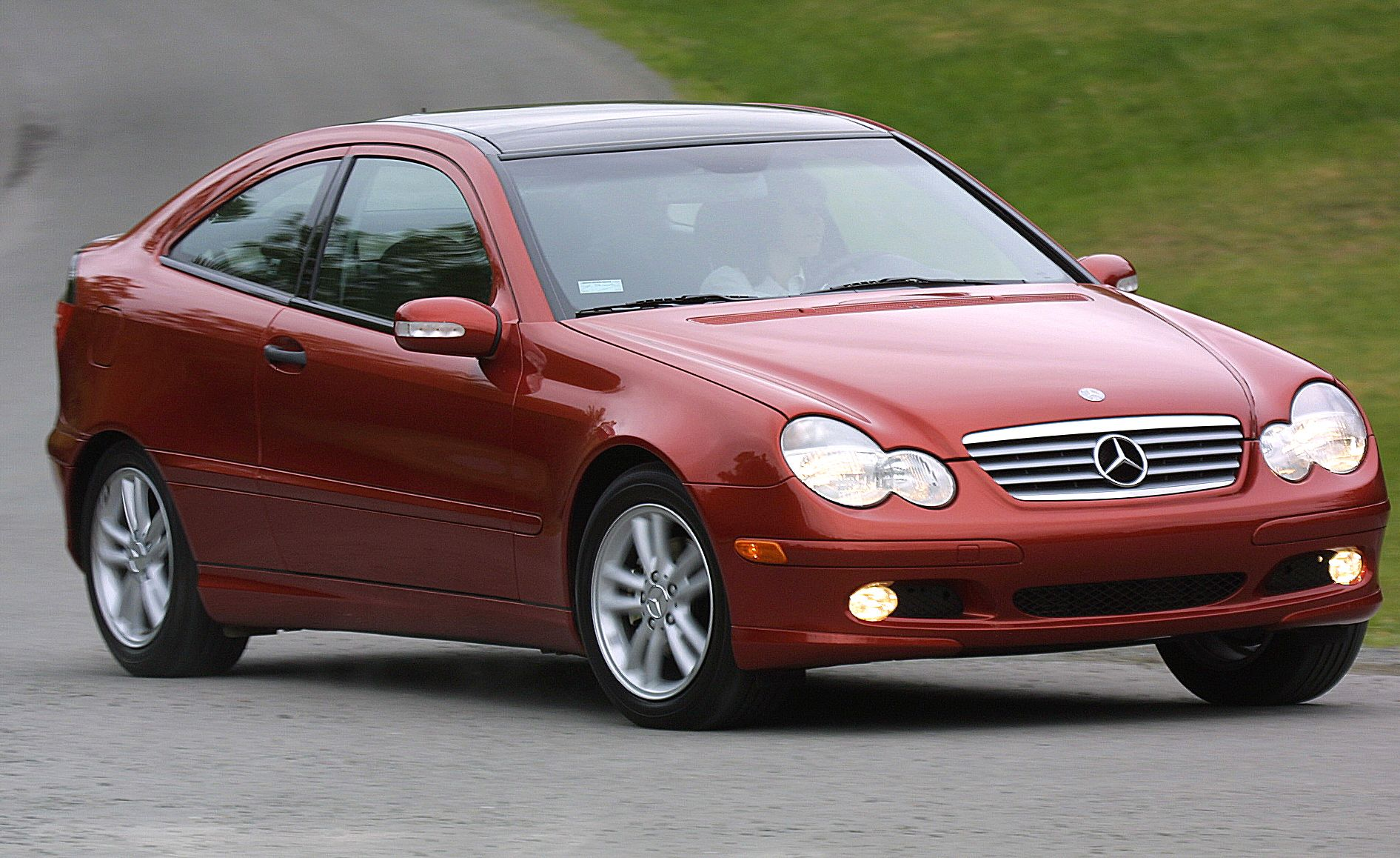 Mercedes benz c class sport models news car and driver for Mercedes benz c class models