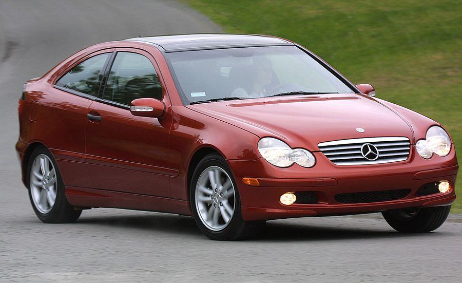 Mercedes-Benz C-class Sport Models