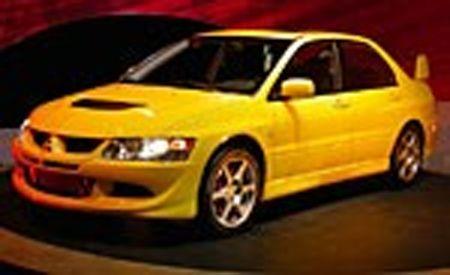 Mitsubishi Lancer Evolution