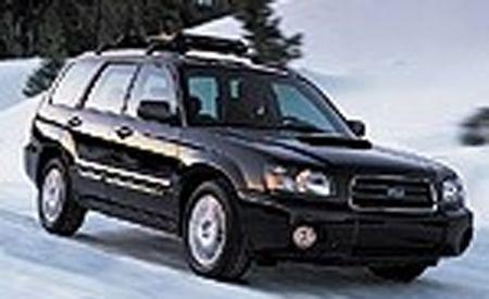 Subaru Forester 2.5 XT