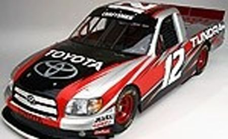 Toyota Tundra NASCAR Craftsman Truck