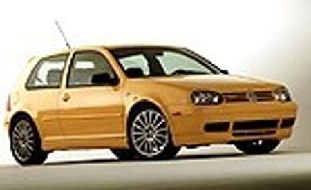 Volkswagen 20th Anniversary GTI