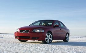 Volvo S60 R/V70 R