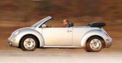 Volkswagen New Beetle GLS 2.0 Convertible