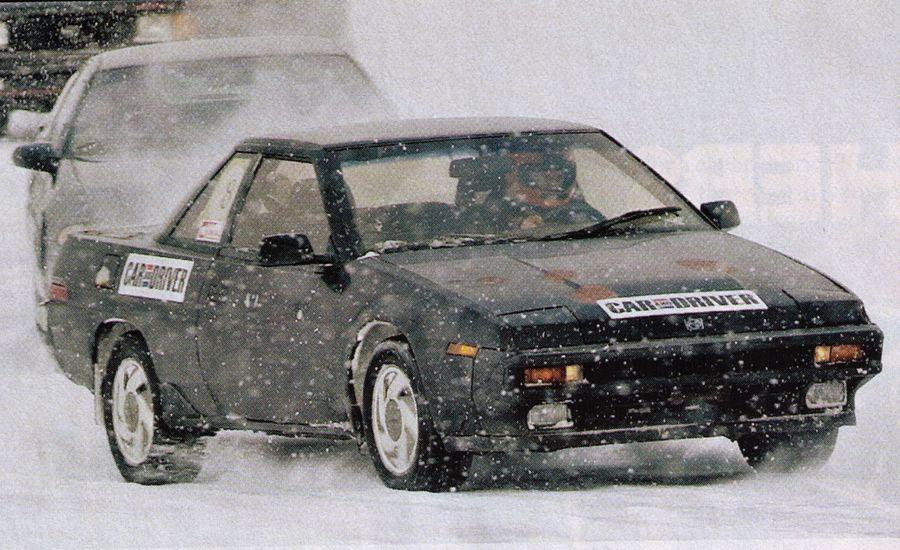1989 Subaru XT6 4WD