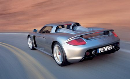 2004 porsche carrera gt first drive review. Black Bedroom Furniture Sets. Home Design Ideas