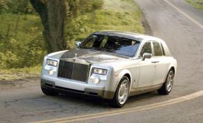 2004 Rolls Royce Phantom First Drive Review