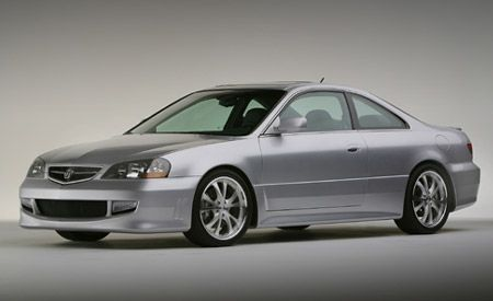 Comptech Supercharged Acura 3.2CL Type-S