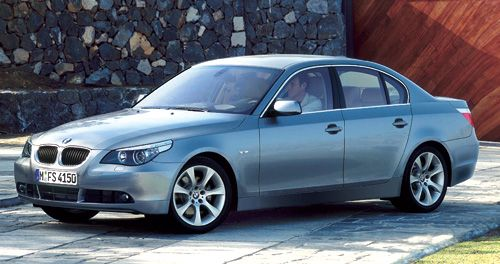All-New BMW 5-Series Revealed!