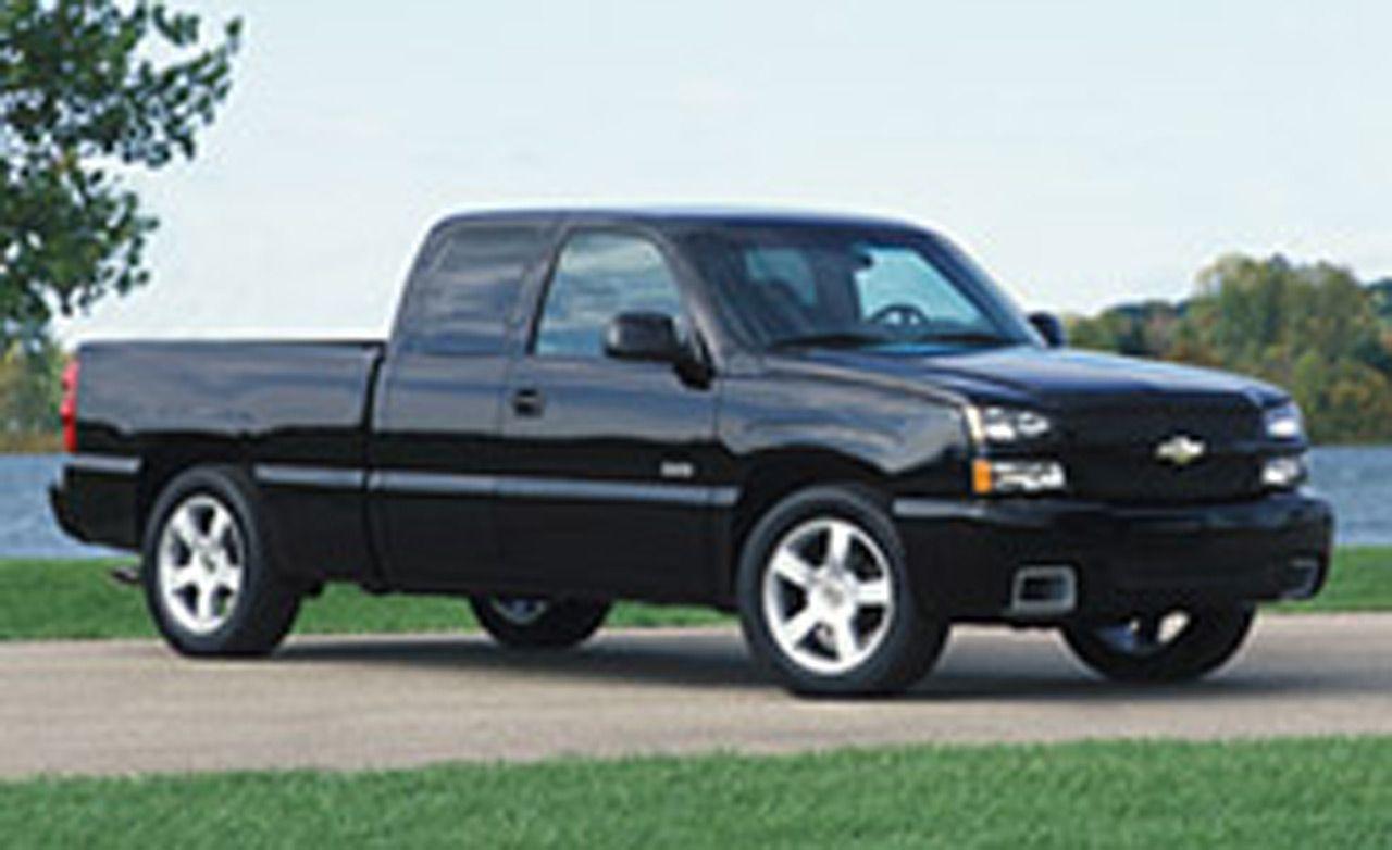 All Chevy chevy 1500 ss : Chevrolet Silverado SS | Car News | News | Car and Driver