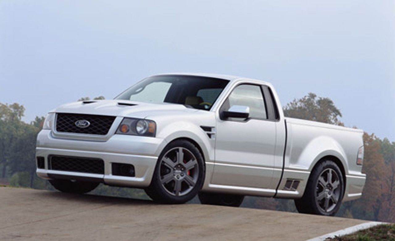 2001 ford svt f 150 lighning instrumented test car and driver