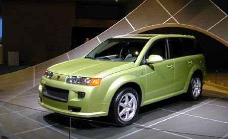 Luxury 2005 Saturn Vue Reviews Specs and Prices Photo Mwd