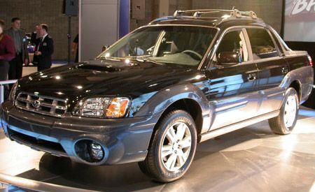 Subaru Baja Turbo