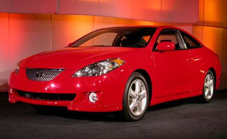 Toyota Camry Solara Sle Convertible
