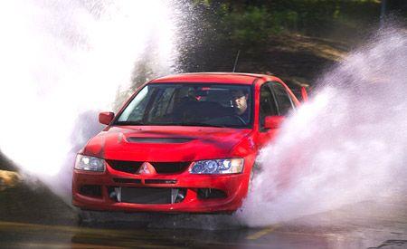2003 Mitsubishi Lancer Evolution