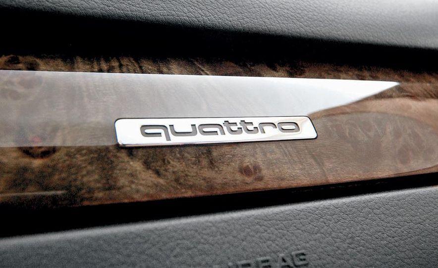 2003 Jaguar S-type R, BMW M5, Audi RS6, and Mercedes-Benz E55 AMG - Slide 9