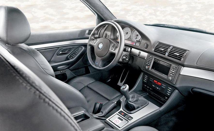 2003 Jaguar S-type R, BMW M5, Audi RS6, and Mercedes-Benz E55 AMG - Slide 14